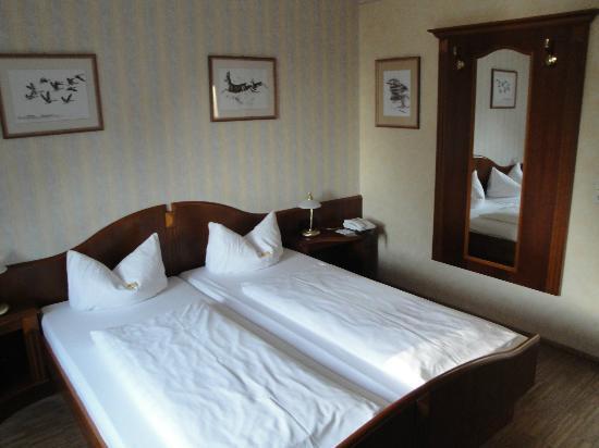 Resort Gutshof Sparow: standard double  room