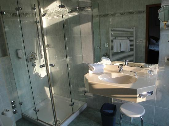 Resort Gutshof Sparow: bath room