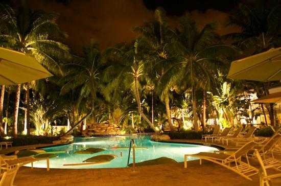 The Inn at Key West, pool area