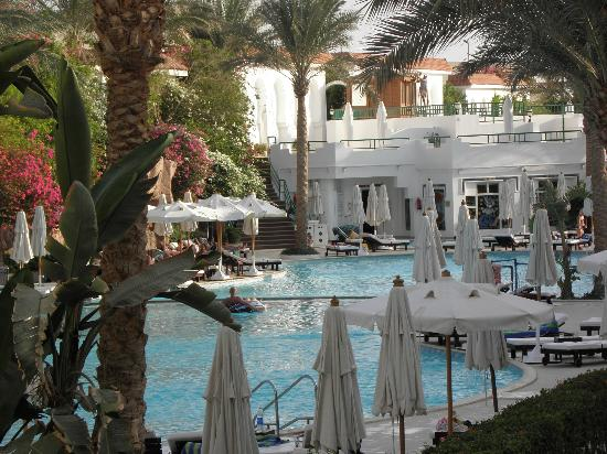 Baron Palms Resort Sharm El Sheikh : The pool area