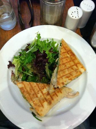 Red Door Cafe: Chicken sandwich