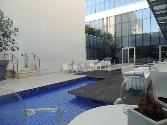 piscina picture of t hotel cagliari tripadvisor