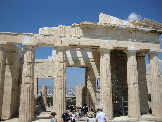 Parthenon (Parthenonas): Parthenon