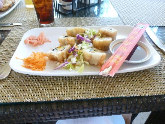 Catalonia Royal Bavaro: awesome sushi
