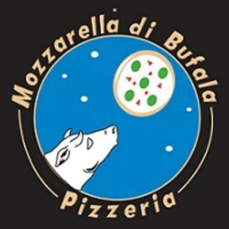 Mozzarella di Bufala Pizzeria: Logo.