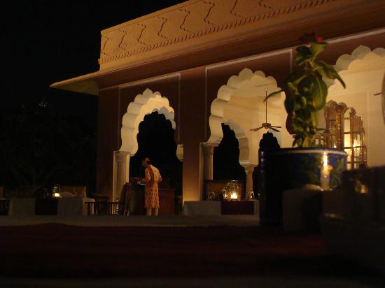 The Oberoi Rajvilas: Indian restaurant
