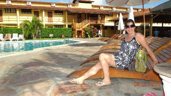 Resort La Torre: Proximidade de uma das piscinas