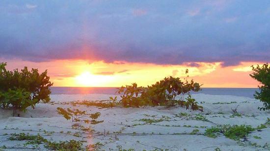 Selingan Turtle Island: Sunset