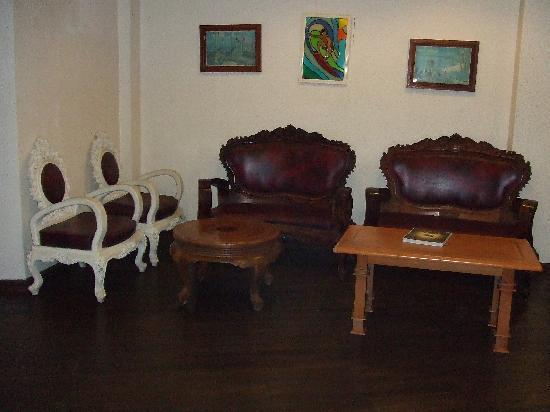 Airai Water Paradise Hotel & Spa: 古堡爵士專屬休閒區