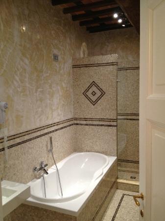 Antica Residenza dell'Angelo : bagno