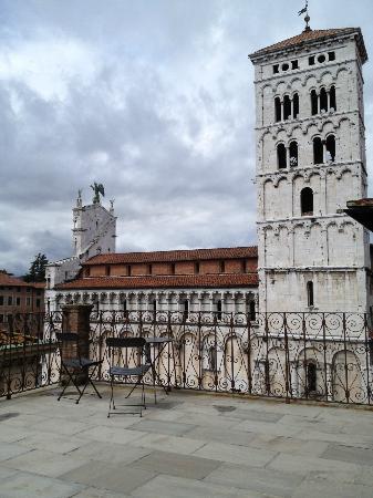 Antica Residenza dell'Angelo : vista