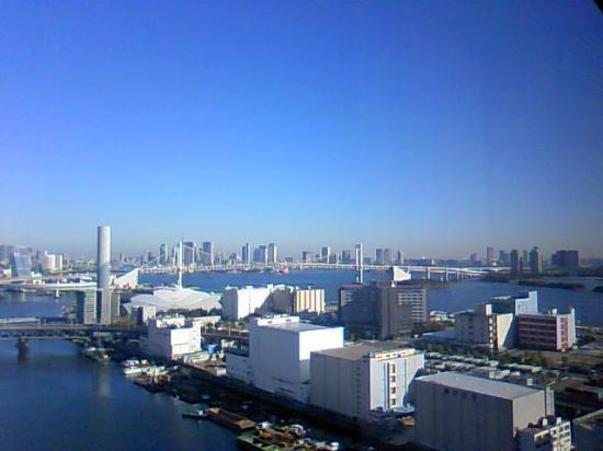 Dai-Ichi Tokyo Seafort: heyakara2