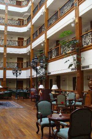 The Oberoi Cecil, Shimla: The Atrium