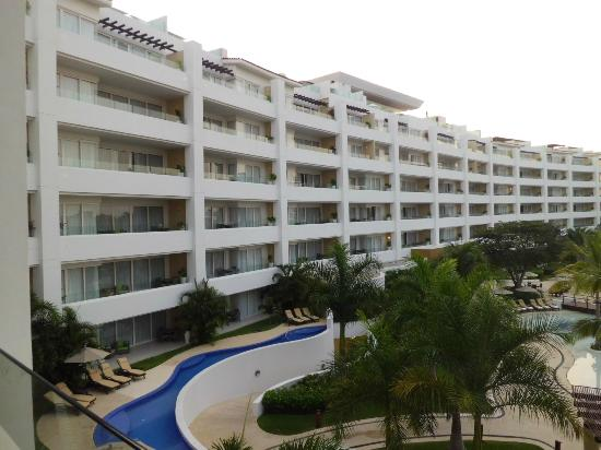 Marival Residences Luxury Resort: Hotel