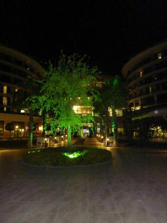 Baia Lara Hotel: outside