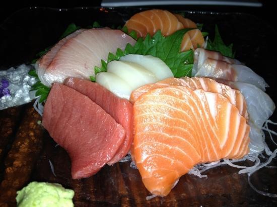 Sumosan Restaurant & Jbar: Sashimis