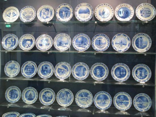 Royal Delft - Koninklijke Porceleyne Fles: Commemorative plates