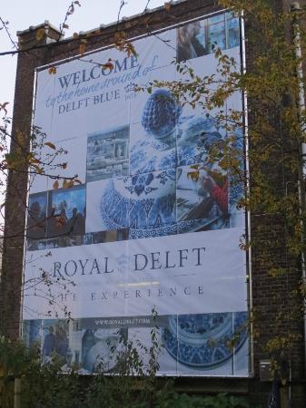 Royal Delft - Koninklijke Porceleyne Fles: Royal Delft museum