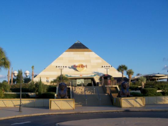 Hard Rock Cafe Myrtle Beach Sc Reviews
