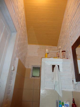 Pousada Aracaipe: Banheiro