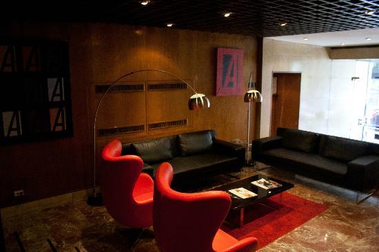 Hotel Anaco : Mucho diseño Vintage. Estilo Soho