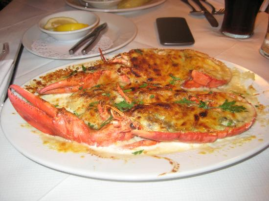 """1 lb. Lobster Mac & Cheese"" - side - Picture of Brooklyn Diner, New York City - TripAdvisor"