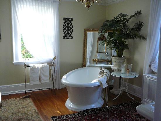 فيلا ماركو بولو إن: Luxe Free-standing tub 