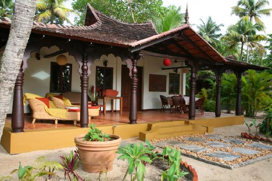 A Beach Symphony: khombu cottage