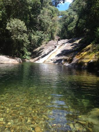 Poco do Marimbondo Waterfall