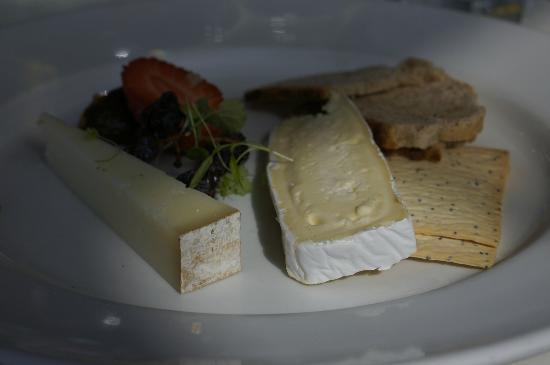 Silo Restaurant and Lounge Bar: Cheese selection