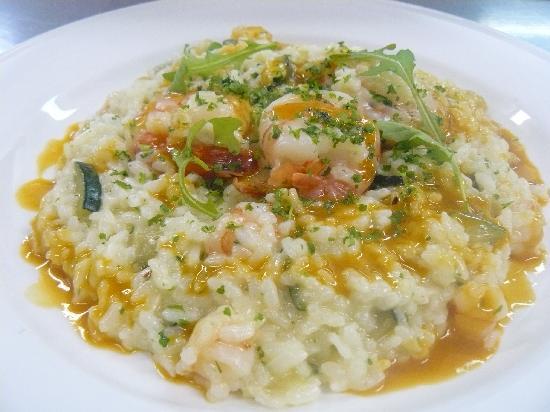 Authentic italian risotto picture of la casina for Authentic italian cuisine