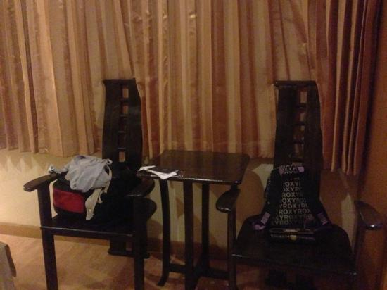 Chang Residence: Well appointed rooms