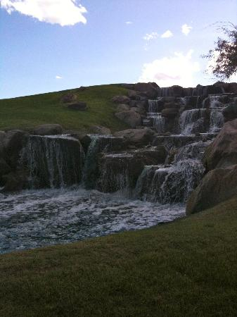 Arizona Grand Resort & Spa: Beautiful waterfall