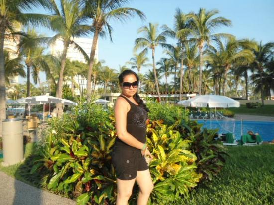 Mayan Palace Mazatlan: VISTAS DEL HOTEL