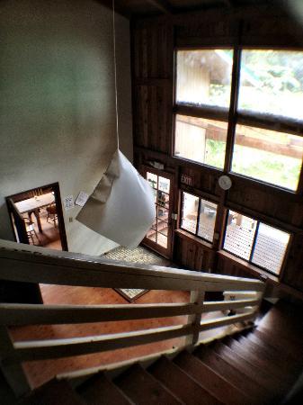 Holo Holo Inn: Stairs
