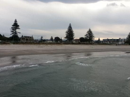 Maunganui Beach: so relaxing..