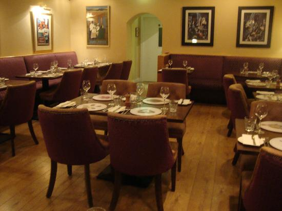 The Lime Tree Restaurant: Internal Photo
