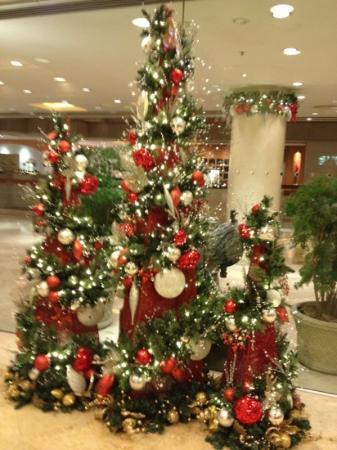 The Royal Garden: Christinas decoration/end of November