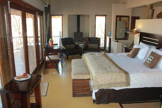 Etali Safari Lodge: all the space you need