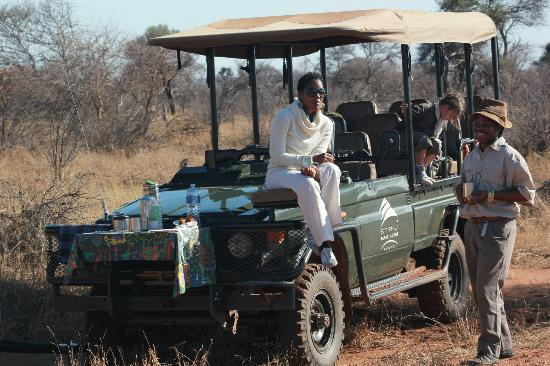 Etali Safari Lodge: best seat in the house