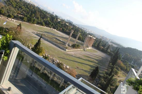 The Athens Gate Hotel: .....