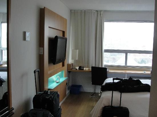 Bond Place Hotel ~ Room #1614