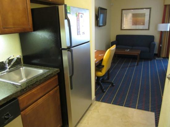 TownePlace Suites Tucson Williams Centre: living space