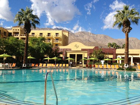 Renaissance Palm Springs Hotel Pool