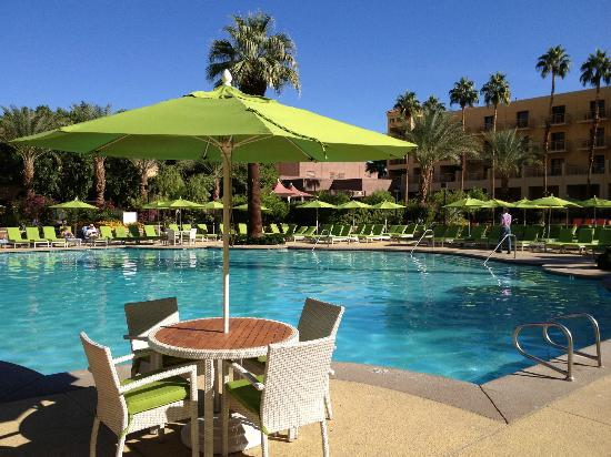 Renaissance Palm Springs Hotel: Pool