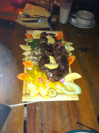 The Pokhara Steak House