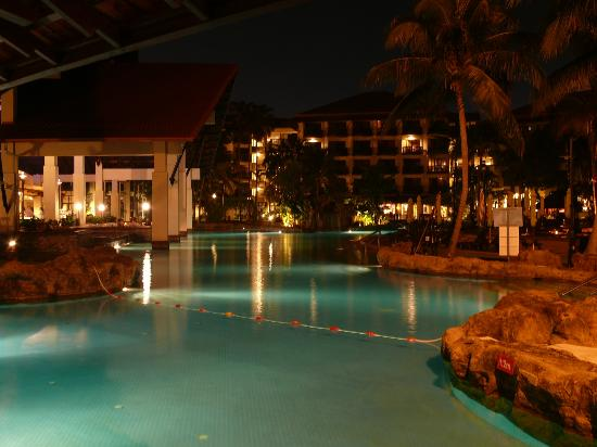 Sutera Harbour Resort (The Pacific Sutera & The Magellan Sutera): View from Al Fresco