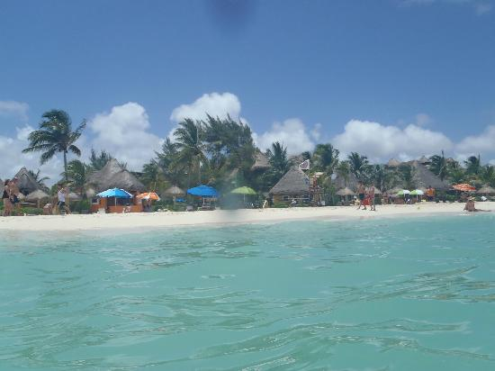 Mahekal Beach Resort: MAHEKAL BEACH
