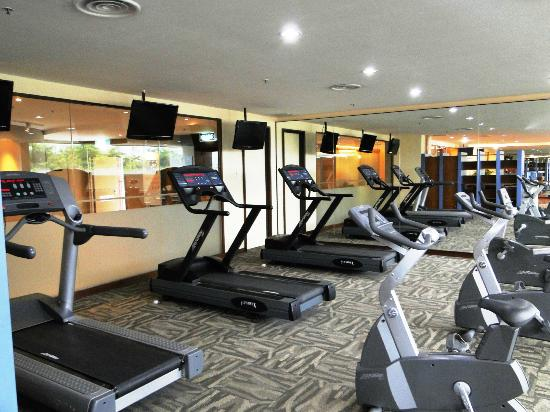 Intercontinental kul gym picture of