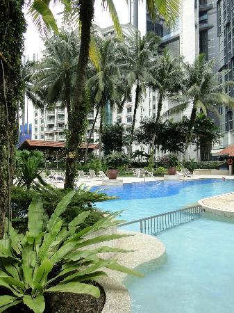 Intercontinental kul gym picture of intercontinental - Piccolo hotel kuala lumpur swimming pool ...